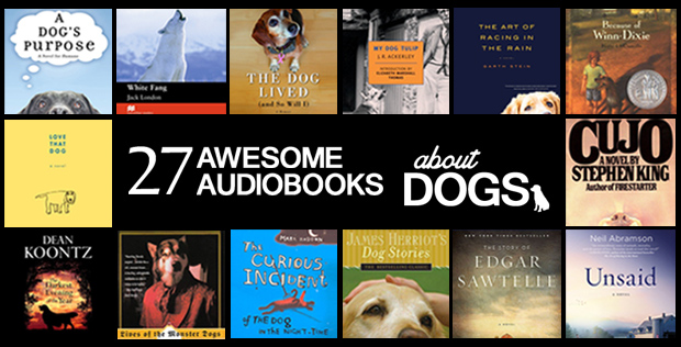 27 Audiobooks For Dog Lovers